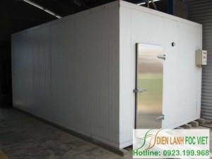 Dịch vụ lắp đặt kho lạnh bảo quản giống cây trồng