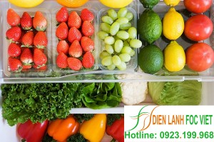 Bảo quản rau củ quả sau thu hoạch