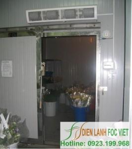 kho lạnh bảo quản hoa | Bảo quản hoa sau thu hoạch