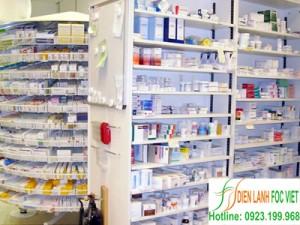 Kho bảo quản vacxin