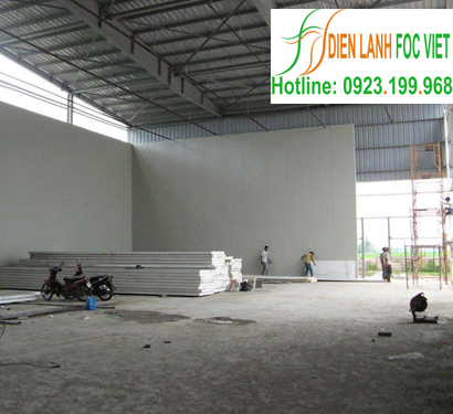 cold storage for agricultural products