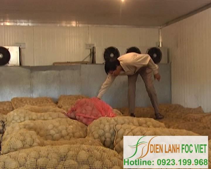 phương pháp bảo quản nông sản