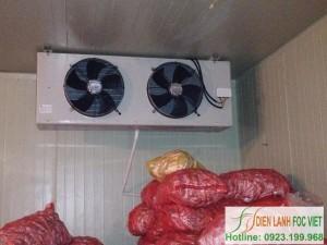 Kho lạnh nông sản