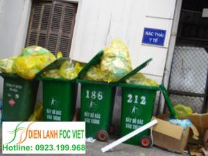 Lắp đặt kho lạnh bảo quản rác thải y tế