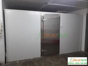 Lắp đặt kho lạnh bếp ăn công nghiệp