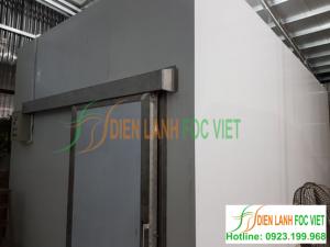 Thi công kho lạnh nông sản tại Hà Nội