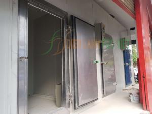 Lắp đặt kho lạnh thực phẩm tại thành phố Hồ Chí Minh