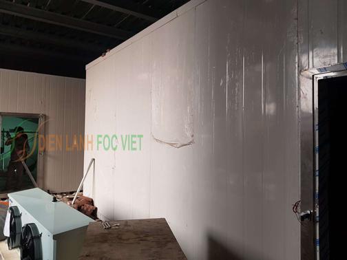 Lắp đặt kho trữ đông thực phẩm