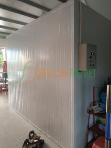 Lắp kho lạnh bảo quản dược phẩm tại Hưng Yên
