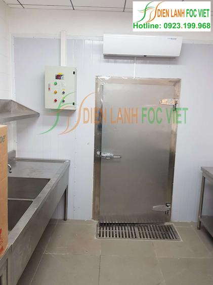 chuẩn kho lạnh bảo quản