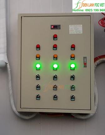 Hướng dẫn cài đặt, vận hành hệ thống lạnh kho lạnh