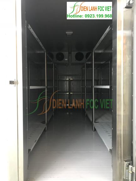 Lắp đặt kho lạnh bảo quản dược phẩm – vacxin