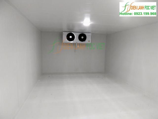 phương pháp bảo quản rau củ hiện đại nhất là phương pháp bảo quản lạnh, sử dụng kho lạnh bảo quản