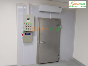Lắp đặt hệ kho lạnh bệnh viện tỉnh Phú Thọ