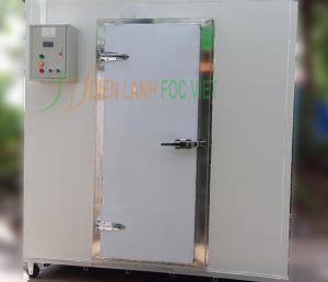 Bảo quản thực phẩm bằng kho trữ đông mini