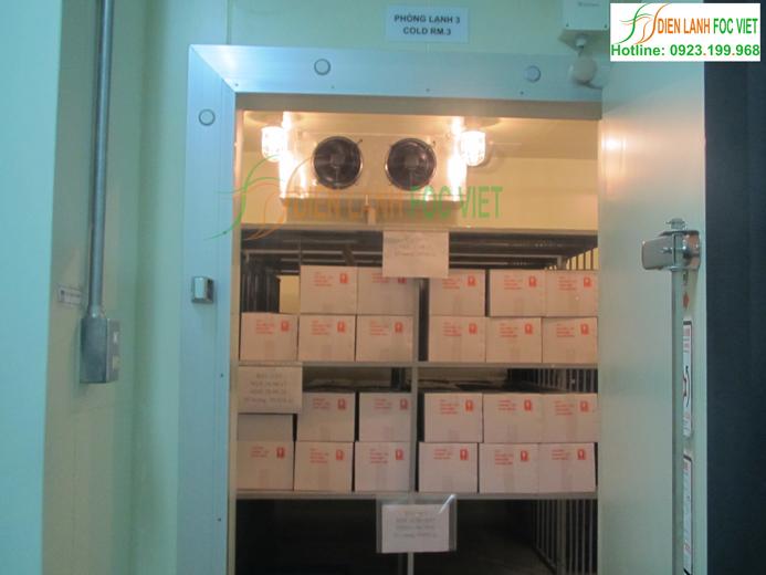 lắp đặt kho lạnh mini bảo quản thuốc
