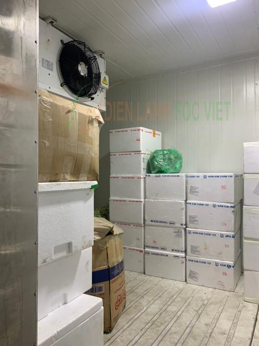 Lợi ích của kho lạnh – bảo quản tối ưu